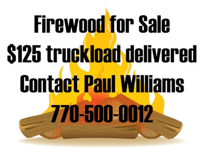 Firewood For Sale Ad